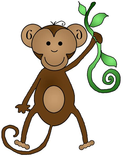 clipart monkeys graphics by ruth monkeys