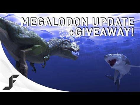 battlefield 4 megalodon giant shark easter egg phantom prospect - Megalodon Giveaway