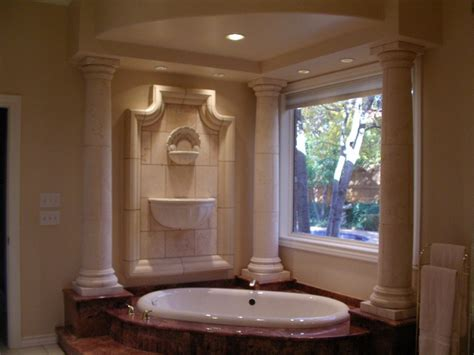 roman style bathroom master bath roman style interiors bathrooms pinterest