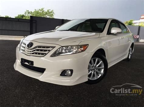 how to learn about cars 2009 toyota camry hybrid parking system toyota camry 2009 v 2 4 in kuala lumpur automatic sedan white for rm 118 000 2483327 carlist my
