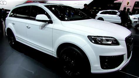 Audi Q7 2014 Interior by 2014 Audi Q7 Tdi Quattro Exterior And Interior
