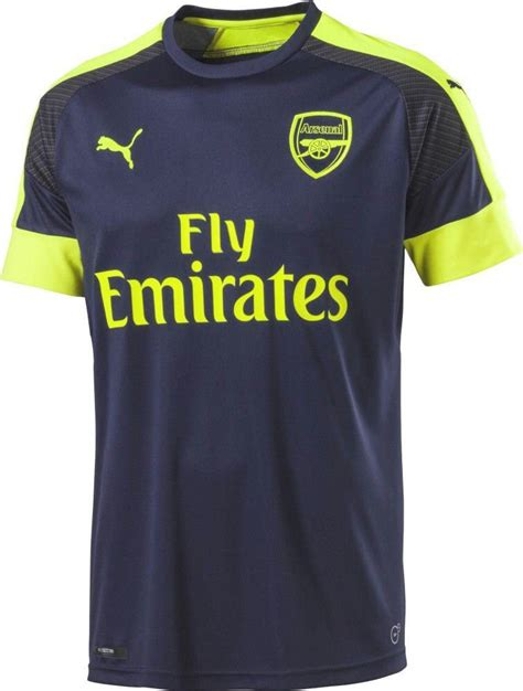 arevlos navideos leaked arsenal 2016 17 third kit