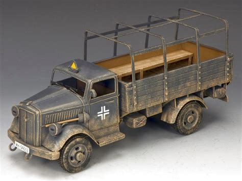 Tp002 The Opel Blitz Truck