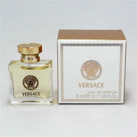 Original Parfum Miniature Versace Yellow 5ml Edp versace miniature mini perfume eau de parfum 5 ml new in box