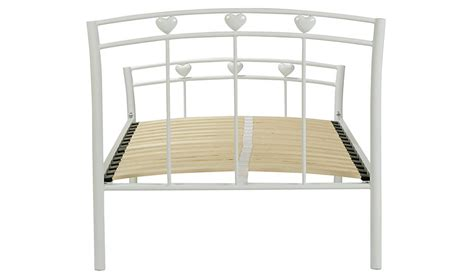 Asda Bunk Beds George Home Hearts Bed White Beds George At Asda