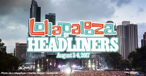 Lollapalooza Sweepstakes 2017 - wciu the u lollapalooza 2017 chance the rapper the killers muse arcade fire top