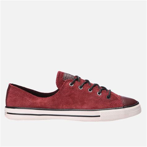 Converse Low Maroon Premium High Quality chuck all fancy suede maroon converse sneakers superbalist