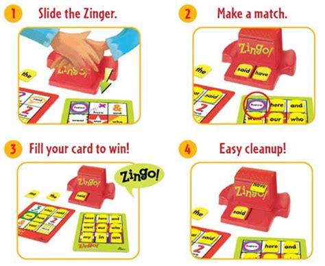 review: thinkfun's zingo! sight words cutemonster.com