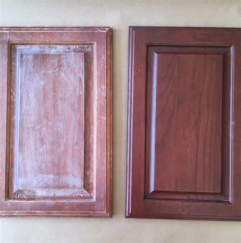 staining kitchen cabinets dark cherry black cherry water based wood stain cabinet general
