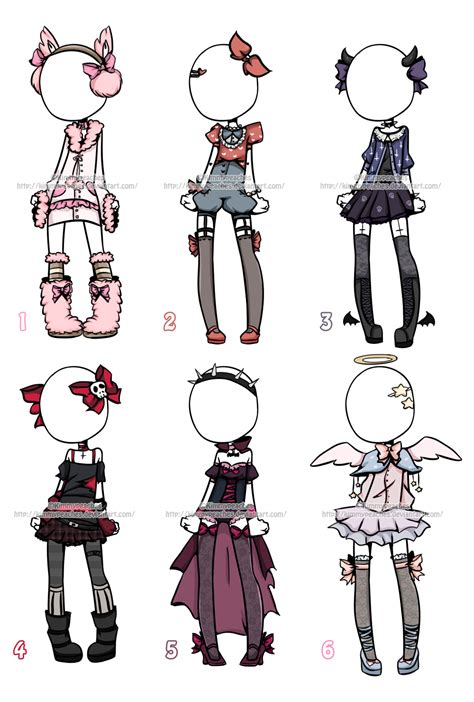 How To Draw Chibi Boy Clothes Free Outfit Adoptables 1 Closed By Kimmypeaches Deviantart Com by How To Draw Chibi Boy Clothes Free