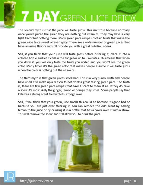 Green Juice Detox Reviews by Green Juice Detox Juicer Review Co