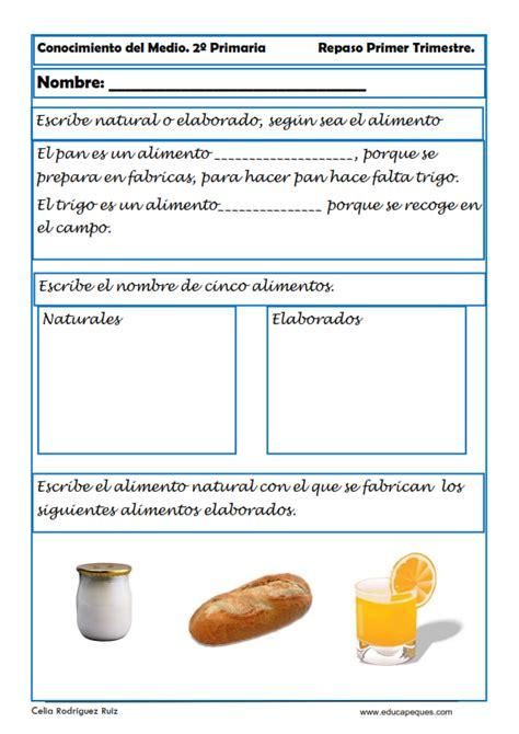 recursos generales conocimiento segundo y ejercicios de conocimiento medio para segundo primaria recursos para el aula nuevos