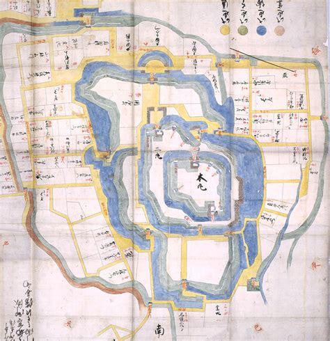 Matsumoto Castle Floor Plan natchdes 3 2013