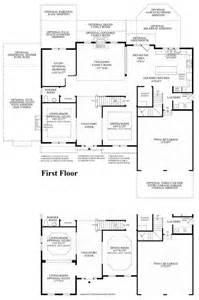 dominion homes floor plans 1st floor floor plan