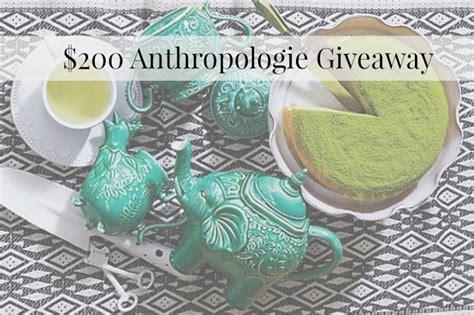 Anthropologie Giveaway - 200 anthropologie giveaway lauren elyce atlanta fashion lifestyle blog