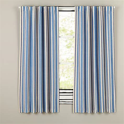 stripe curtains kids curtains curtain hardware the land of nod