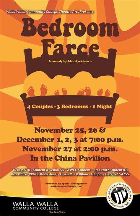 bedroom farce wwcc theatre arts presents quot bedroom farce quot walla walla