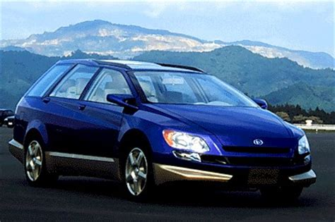 subaru exiga concept 1998 subaru exiga station wagon concept car