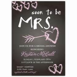bridal shower invitations joint bridal shower invitations