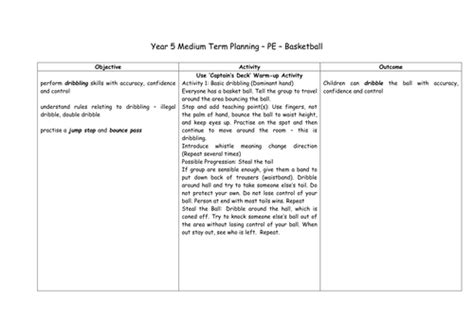 primary pe lesson plan ideas for teachers hockey halfway pass search teaching resources tes