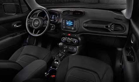 jeep renegade interior jeep renegade interior