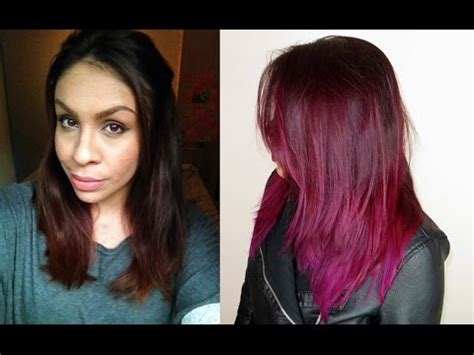 tulip la riche directions hair color i would how to get pink hair with tulip la riche