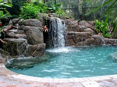 Aquascape Swimming Pools by Aquascape Inground Swimming Pool Design Ideas And Sles