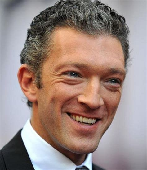 vincent hair the vincent cassel curly hairstyle cool s hair