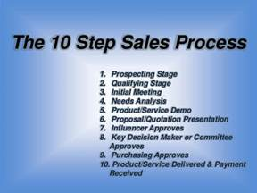 slide share version of sales as an art and science the 10