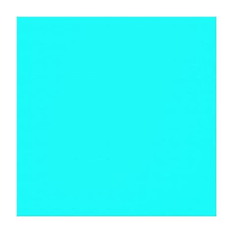 Bright Neon Blue Color by Neon Aqua Blue Bright Turquoise Color Trend Blank Canvas