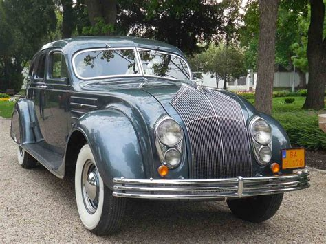 1934 Chrysler Airflow by 1934 Chrysler Airflow For Sale Classiccars Cc 924862