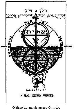 A CHAVE DOS GRANDES MISTÉRIOS por Eliphas Levi