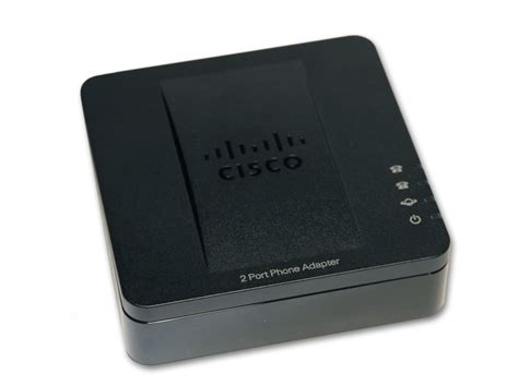 Cisco Spa112 2 Port Phone Adapter cisco spa112 2 port analogue gateway phone adapter ata