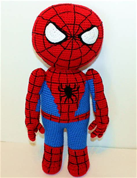 spiderman pattern download free ravelry arachnid buddy kid hero pattern by mary smith