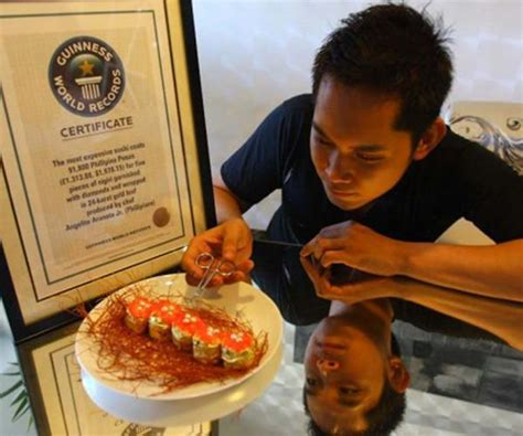 Would You Indulge In The Worlds Most Expensive Desserts by 12 Of The Most Expensive Food In The World Most