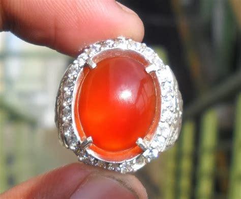 Batu Akik Tomat Merah 038 irmansyah gem by01 batu yaman merah tomat