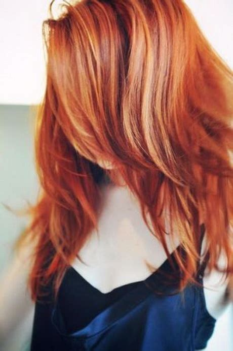 blonde hair with highlights and lowlights red hair hairstyles highlights and lowlights