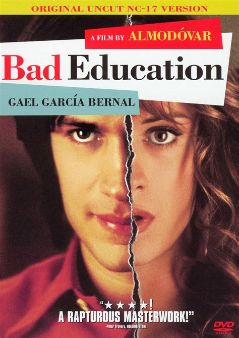 pedro almodovar netflix instant bad education movie tv listings and schedule tvguide