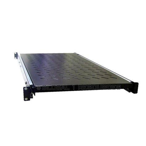Sliding Shelf Rack new universal server shelf 1u sliding rackmount shelves