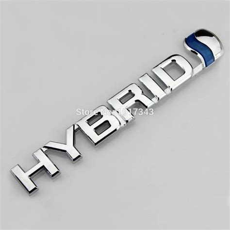 Emblem Toyota Hybrid 1 prius toyota hybrid promotion shop for promotional prius