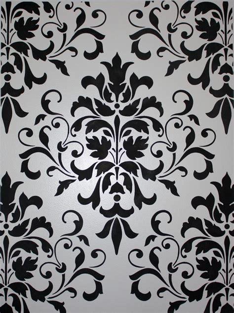 damask pattern pinterest damansk wall stencils about the damask pattern classic