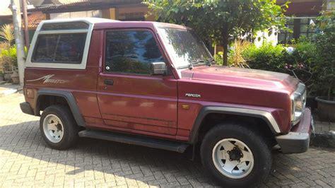 Accu Mobil Feroza dijual mobil feroza type megatop th 1995 segera bu