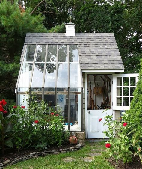 Potters Shed by 25 Best Ideas About Potting Sheds On Garden