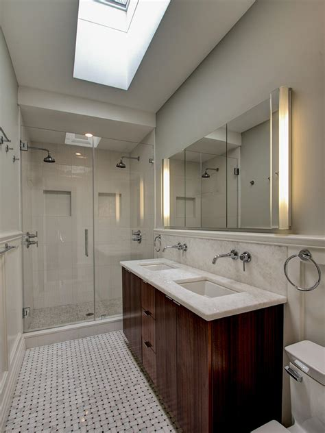 Bathroom Design Courses by Photos Hgtv Toilet And Walk In Shower With Gray Tile