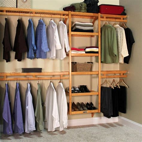 Wood Closet System by Solid Wood Closet System Woodworking Projects Plans