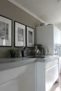 White And Gray Kitchen Ideas Grey White Grey Kitchens Pinterest Grey Cabinets