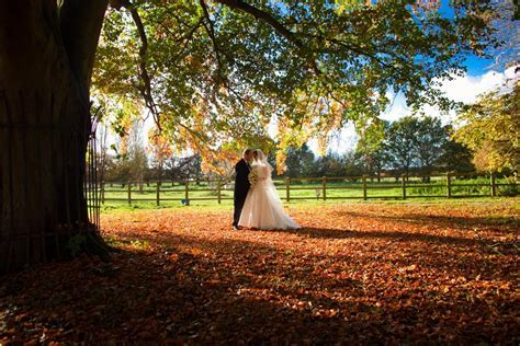 Getting Married in the Autumn   Bijou Wedding Venues
