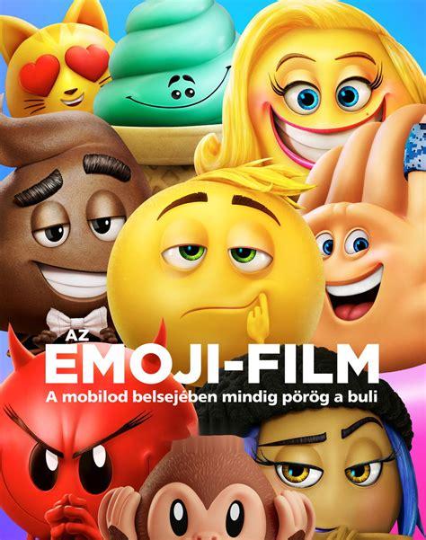 emoji imdb az emoji film teljes mese meselandia ahol a mes 233 k laknak