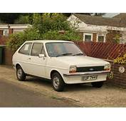 1980 Ford Fiesta  Information And Photos MOMENTcar