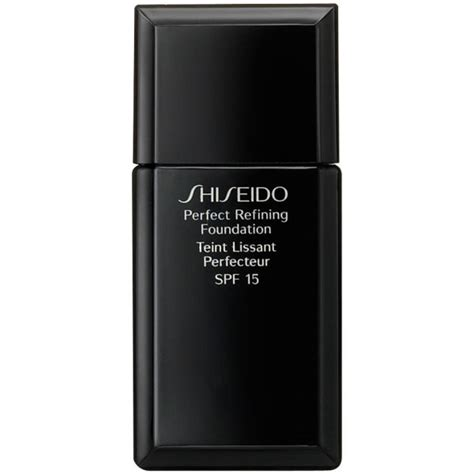 Shiseido Foundation shiseido refining foundation 30ml free